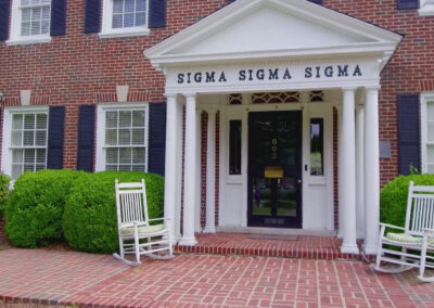 Tri Sigma Recruitment 2017