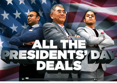Star Toyota – All the President's Day Deals