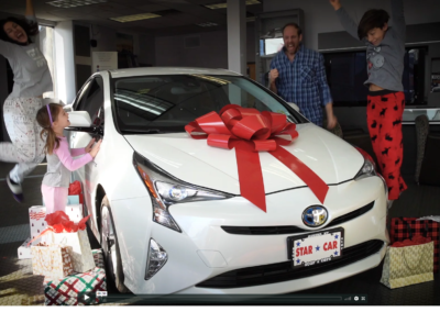 Star Toyota – Miracle on Northern Boulevard